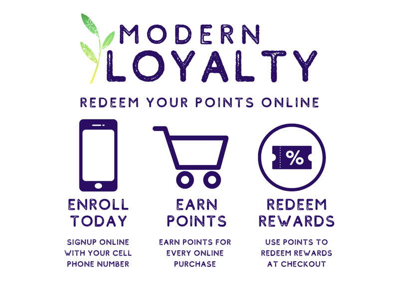 modern apotheca loyalty program