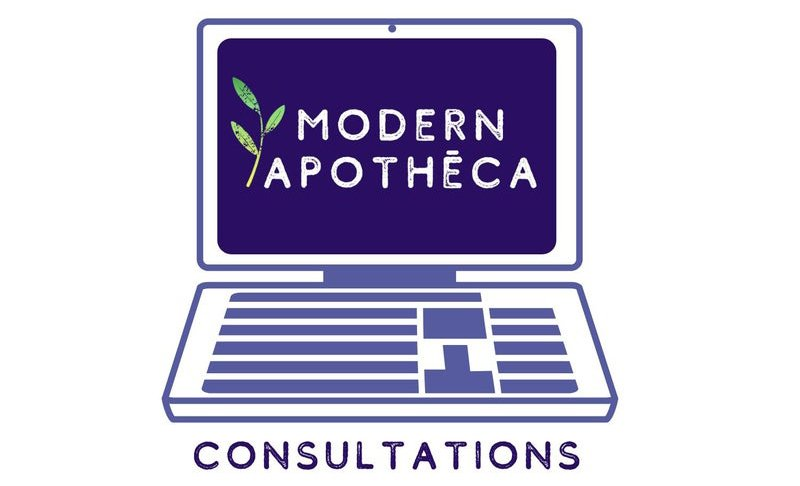 modern apotheca consultations graphic