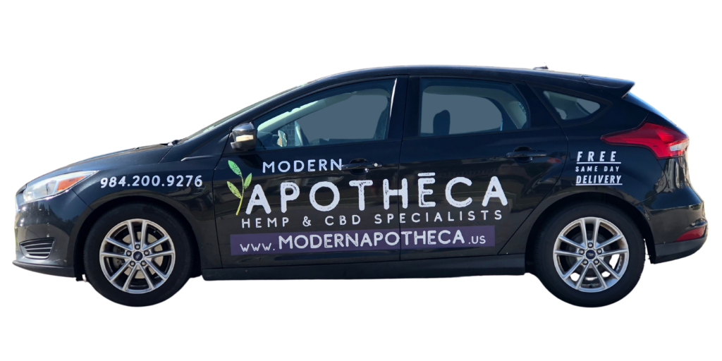 delivery by Modern Apotheca